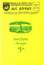 Tenaestelin 1967 nr 1