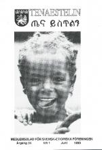 Tenaestelin 1993 nr 1